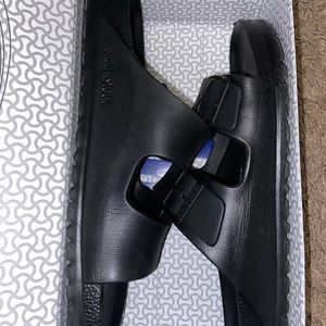 LIKE NEW Black Arizona EVA Birkenstocks